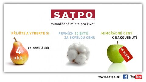 SATPO - autumn offer with gift