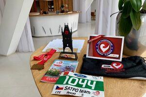 SATPO and Triathlon Challenge Prague