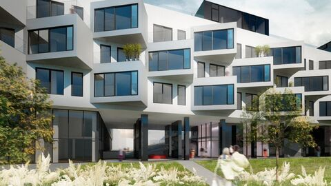 Luxury Housing of Sacre Coeur 2 - interview with architect