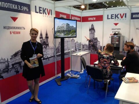 SATPO - Property Exhibition in Moscow