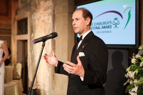 The Duke of Edinburgh's International Award Czech Republic