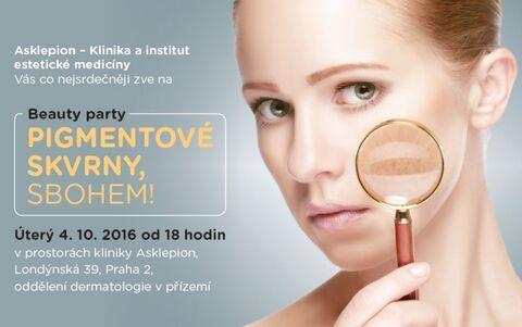 Pozvánka na Beauty Party