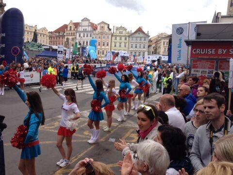 SATPO - Volkswagen Maraton Praha