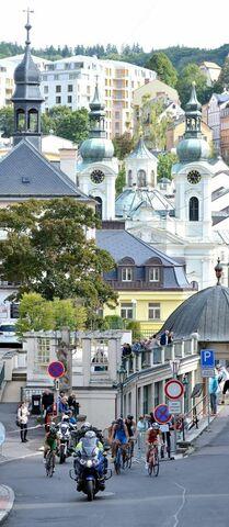 Světový pohár v triatlonu v Karlových Varech