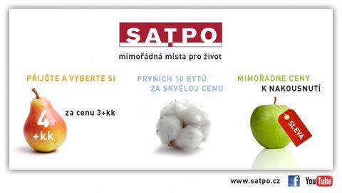 SATPO - podzimní nabídka s dárkem