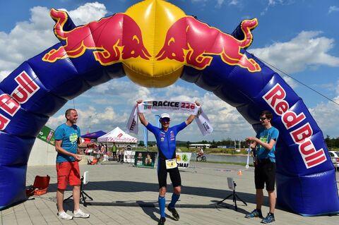 Podpora závodů českého triatlonu