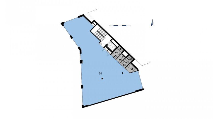 Komerční prostory A4.101