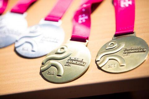 T-Mobile Olympijský běh 2018