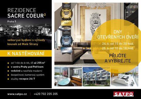 POZVÁNKA - Rezidence Sacre Coeur 2