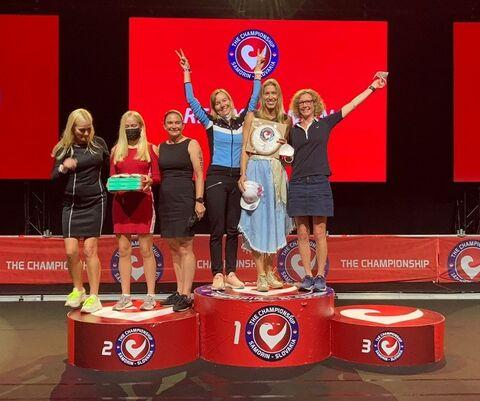 SATPO Team vyhrál 1. místo na světovém šampionátu