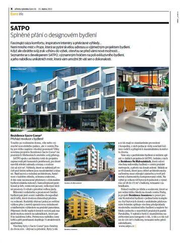 Splněné přání o designovém bydlení