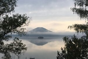 Podzimní víkend na Máchově jezeře