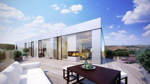 Holečkova House - новый проект на рынке недвижимости
