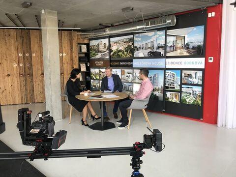 Videa ve spolupráci s TV Bydlení
