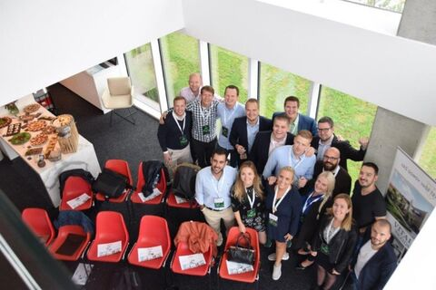 SATPO активно поддерживает JA Alumni Europe
