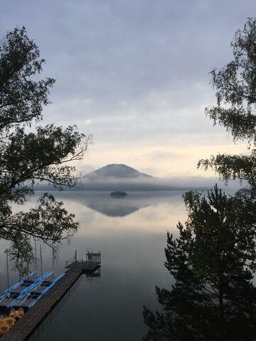 Teambuilding - podzimní Máchovo jezero