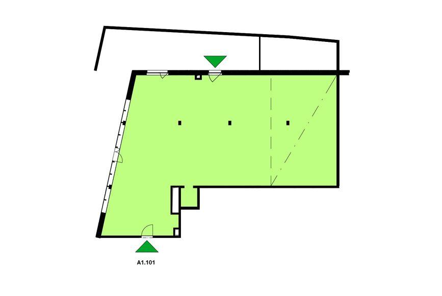 Komerční prostory A1.101